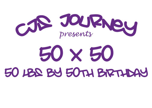 CJ's Journey 50x50 Pound for Pound Pledge Drive